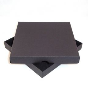 8x8 Black Greeting Card Boxes For Handmade Cards